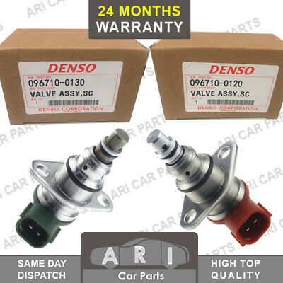 DENSO Diesel Suction Control Valve Kit SCV For OPEL RENAULT SAAB
