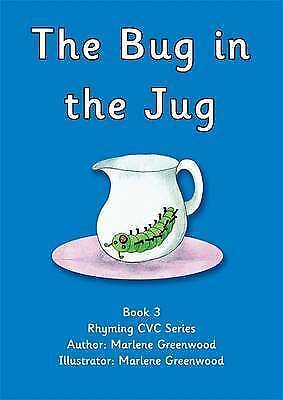 Greenwood, Marlene : The Bug in the Jug (Red CVC Series) FREE Shipping, Save £s