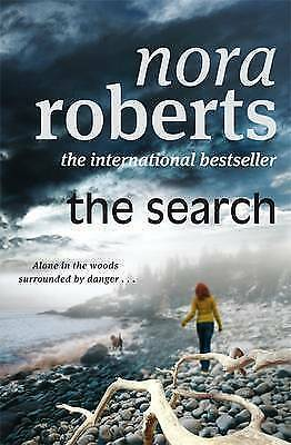 The Search by Nora Roberts, Good Used Book (Paperback) FREE & FAST Delivery!