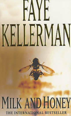 Milk and Honey by Faye Kellerman, Good Used Book (Paperback) FREE & FAST Deliver