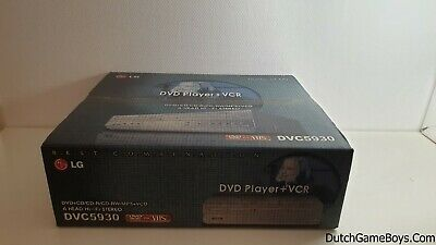 LG - DVC5930 - DVD Player + VCR - NEW OLD STOCK
