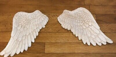 2 Latex moulds for Making This Pair Of Angel Wings
