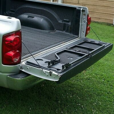Ladder Pickup Folding Tail Gate Bed Step Ford Dodge GMC Chevy Truck Tailgate