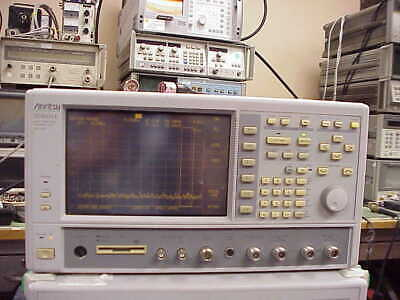 Anritsu MS8604A 100Hz-8.5ghz Digital Mobile Radio Trans Tester- with sensor/cabl