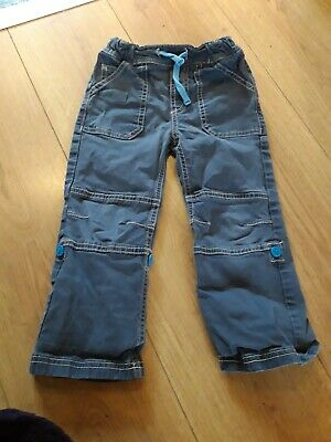 Frugi Organic  Cotton Boys Jeans AGE 3-4