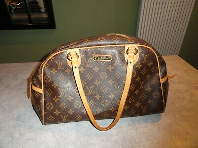 Super Sac De La Marque Louis Vuitton Authentique