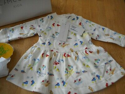 Stella McCartney Baby Dress 9mths Brand New With Tags