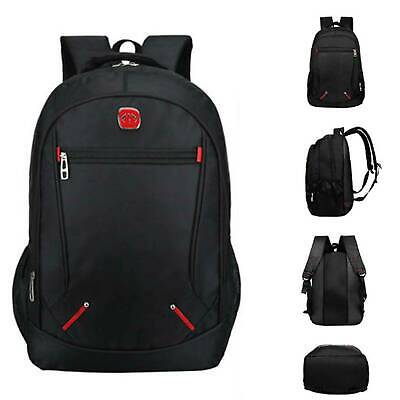 New Large Backpack Mens Boys Rucksack Fishing Sports Travel Hiking School Bag