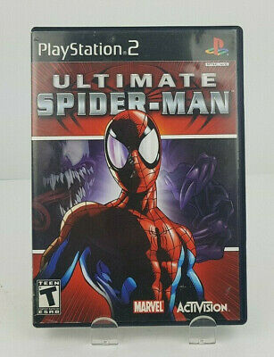 Ultimate Spider-Man (Sony PlayStation 2, 2005) Complete Excellent!