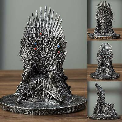 Game of Thrones King Seat Model Chair Figure Decoration Novelty Collectible Toys