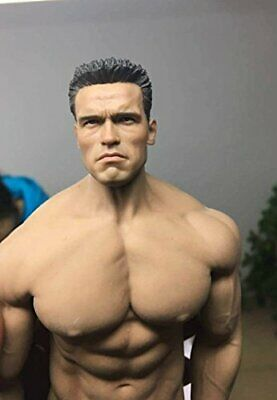 1/6 scale body / figure dedicated head parts Terminator 2: Judgment Day