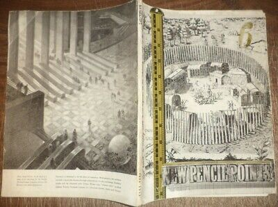 1943 Pencil Points Drafting Architecture Architectural Drawings Design History