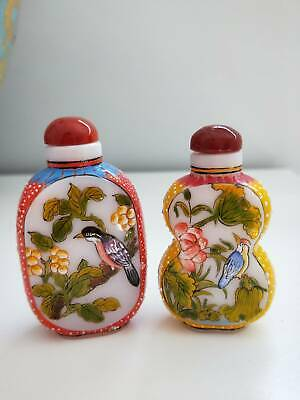 Authentic Chinese Snuff Bottles