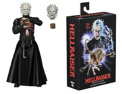 "Hellraiser Ultimate Pinhead 7"" Scale Action Figure NECA Official IN STOCK"