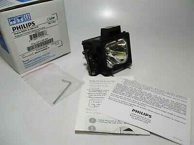 Original Philips Lamp//Bulb//Housing For Sony A-1085-447-A FREE PRIORITY SHIP
