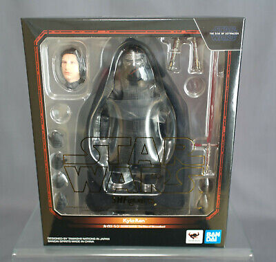 """""""Stock"""" S.H.Figuarts Kylo Ren (The Rise of Skywalker) Bandai Japan New"""