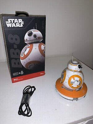 Sphero Star Wars BB-8 App-Enabled Droid Toy for iOS & Android.