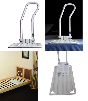 NRS Healthcare M48192 Support 2-in-1 Bed Rail (Eligible for VAT relief in...