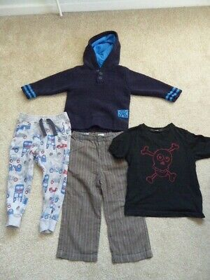 Boys TU, Monsoon, George and Cherokee Bundle Age 2-3 Years
