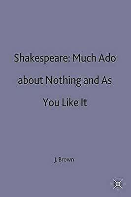 Shakespeare: Much Ado about Nothing and As You Like It (Casebooks Series), , Use