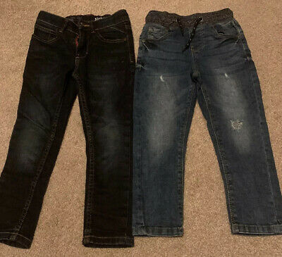 Boys NEXT Skinny Jeans - 2 Pairs (3 Years)