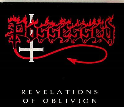 Possessed -Revelations of Oblivion CD -2019 (Thrash/Death Metal) Nuclear Blast