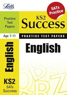 Letts Key Stage 2 Success: English: Practice Test Papers by Jon Goulding