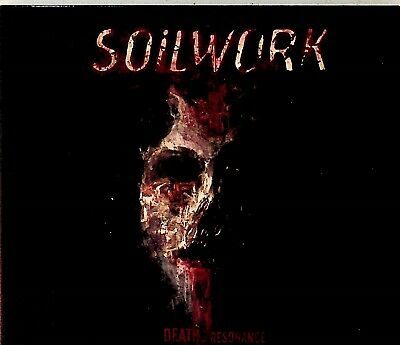 SOILWORK -Death Resonance CD -2016 (Nuclear Blast) Death Metal (Absent Eyes)