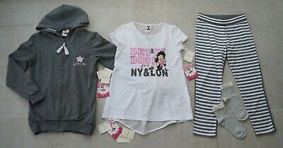 Monnalisa Ny&Lon Betty Boop 3 Piece Outfit *12-13Yrs*£179*