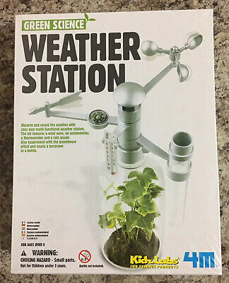 Weather Station Toy