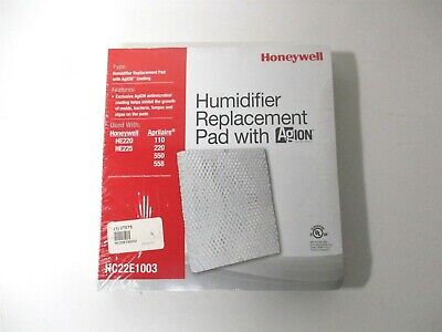 OEM Honeywell Humidifier Water Panel Pad HC22A1007 HC22A 1007 HE220 HE220A1001