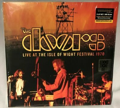 Live At The Isle Of Wight Festival 1970 (Black Friday 2019)-Doors, The New Vinyl