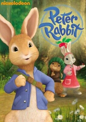Peter Rabbit [DVD] [Region 1] [NTSC] DVD Highly Rated eBay Seller Great Prices