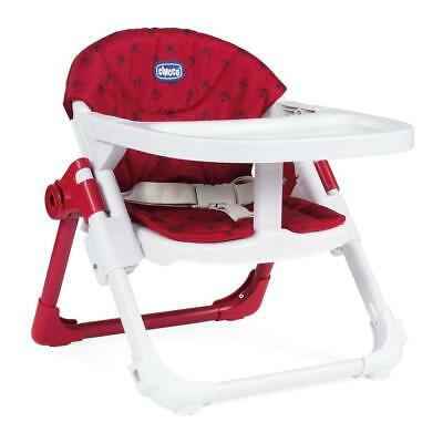 Chicco Chairy Booster Seat (Ladybug) - Suitable From 6 Months