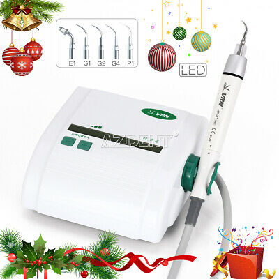 Dental Ultrasonic Scaler LED Detachable Handpiece Intelligent Scaling Perio Endo