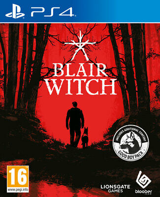 Blair Witch (PS4)  BRAND NEW AND SEALED - IN STOCK - QUICK DISPATCH