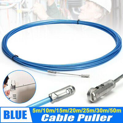 Electrician Tape Conduit Ducting Cable Puller Wheel Pushing Wire Installation