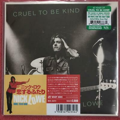 """127 ,F/S, RSD limited 7 """" Super topic reissue! NICK LOWE   /Ship from Japan"""