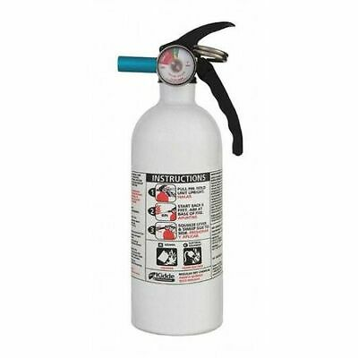 KIDDE AUTO FX5 II Fire Extinguisher, 5B:C, Dry Chemical, 2 lb.