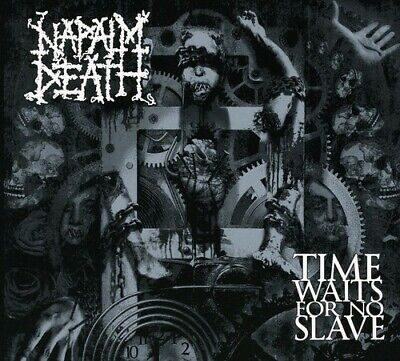 Time Waits For No Slave-Limited - Napalm Death (CD New)
