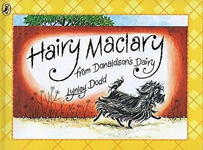 Hairy Maclary from Donaldsons Dairy, Dodd, Lynley, Used; Good Book