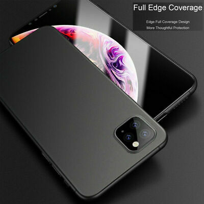 Ultra Thin Slim Shockproof Matte Phone Case Cover For iPhone 11 Pro Max XS XR