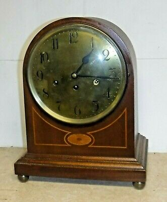 Antique Junghans Wurttemberg 8 Day Westminster Chime Bracket Clock A22 Working