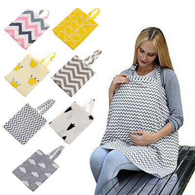 Apron Outdoor Maternity Pads Baby Shawl Nursing Covers Breastfeeding Cover