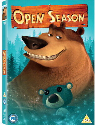 Open Season DVD (2015) Roger Allers cert PG Incredible Value and Free Shipping!