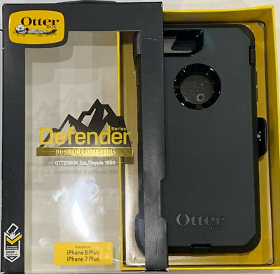 NEW OtterBox Defender Series Case For Apple iPhone 8 Plus & iPhone 7 Plus (5.5')