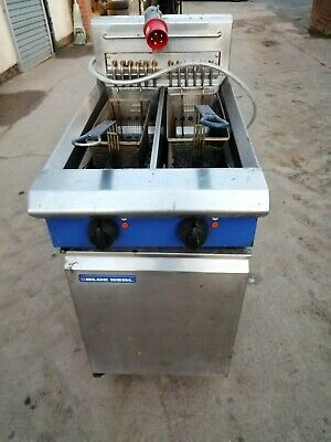 Blue Seal Electric 3 Phase Deep Fat Fryer