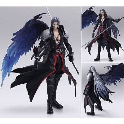 Final Fantasy VII 7 Sephiroth Another Form Bring Art action figure Square Enix