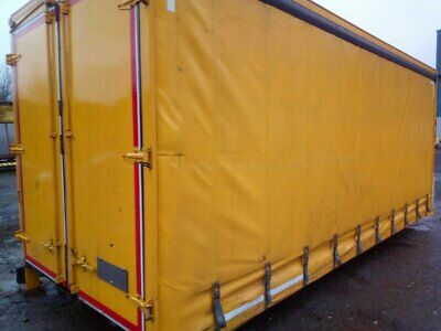 Curtainsider Body 21Ft  Truck Lorry Tractor Unit Rigid Parts