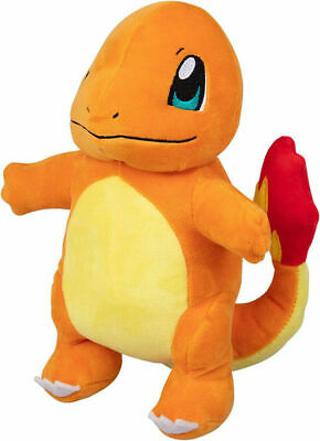 """Pokemon CHARMANDER 8"""" Soft Plush Toy Brand New with Tags"""